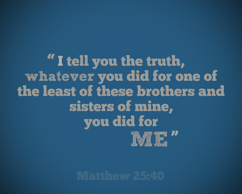 Bible Verses About Friendship And Helping Others : Shine design him matthew and quotes