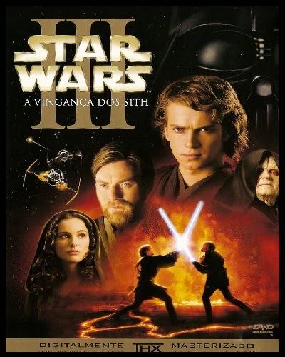 Star Wars III: A Vingança Dos Sith – HD 720p