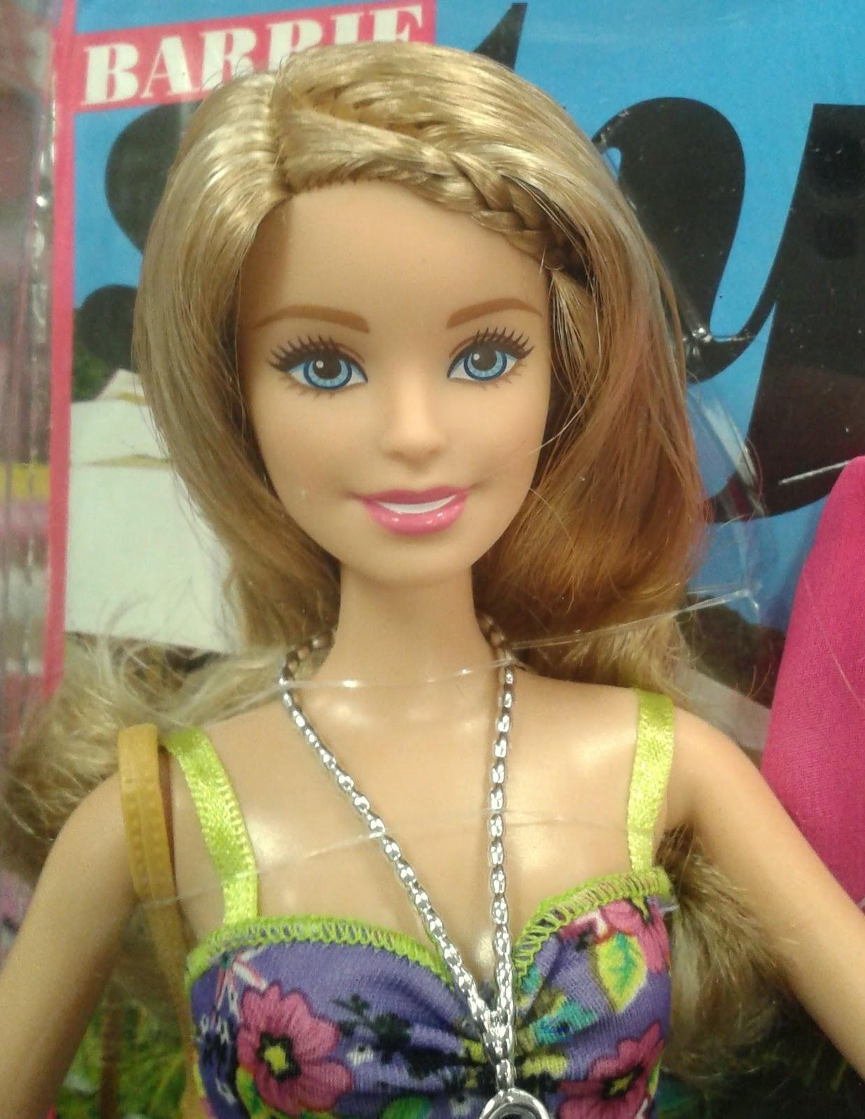 Ken Doll Barbie Style Glam Vacation Pandas Princess