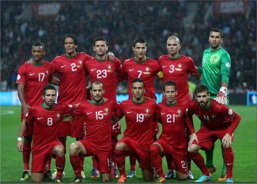 Portugal somou apenas 1 ponto nas partidas contra Rússia e Irlanda