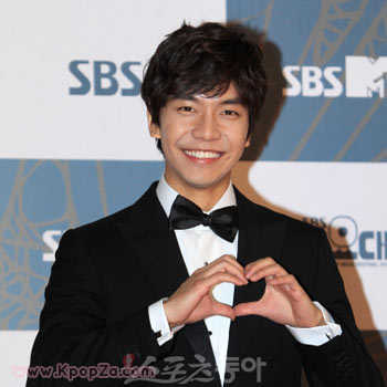Lee Seung Gi จะเป็นคนวิ่งคบเพลิงกีฬาโอลิมปิค