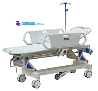 Emergency Bed YQC 2R Transfer Stretcher