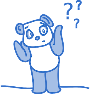 https://pixabay.com/en/panda-confused-questions-shrug-303949/