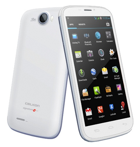 Celkon A119 Signature HD - Price, Features and Specifications
