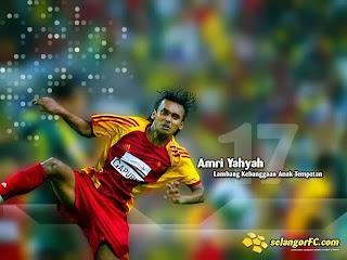 Amri Yahyah, Selangor FC