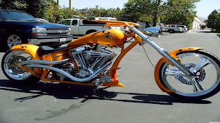 Chopper Bike Wallpaper