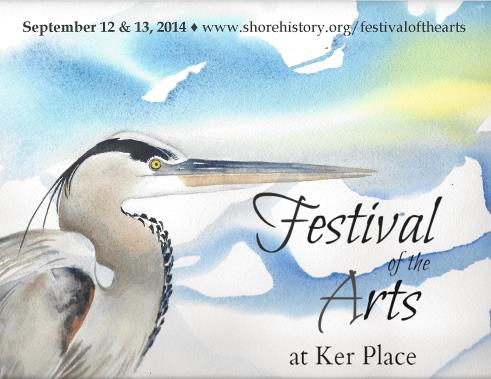 Festival of the Arts, Ker Place,Onancock