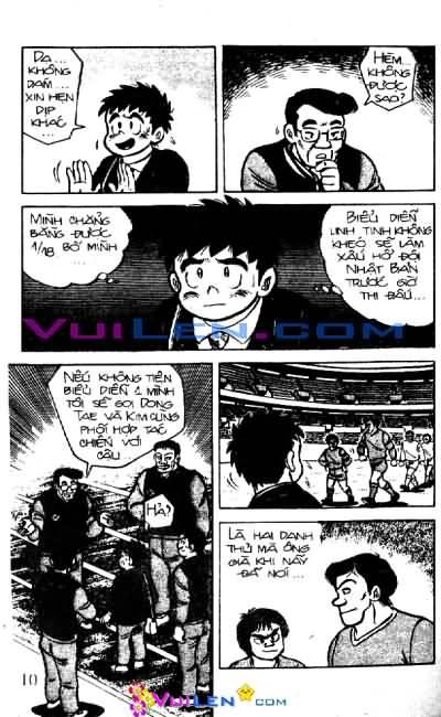 Jindodinho - Đường Dẫn Đến Khung Thành III  Tập 15 page 10 Congtruyen24h