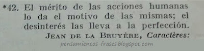 frases de Jean de La Bruyère