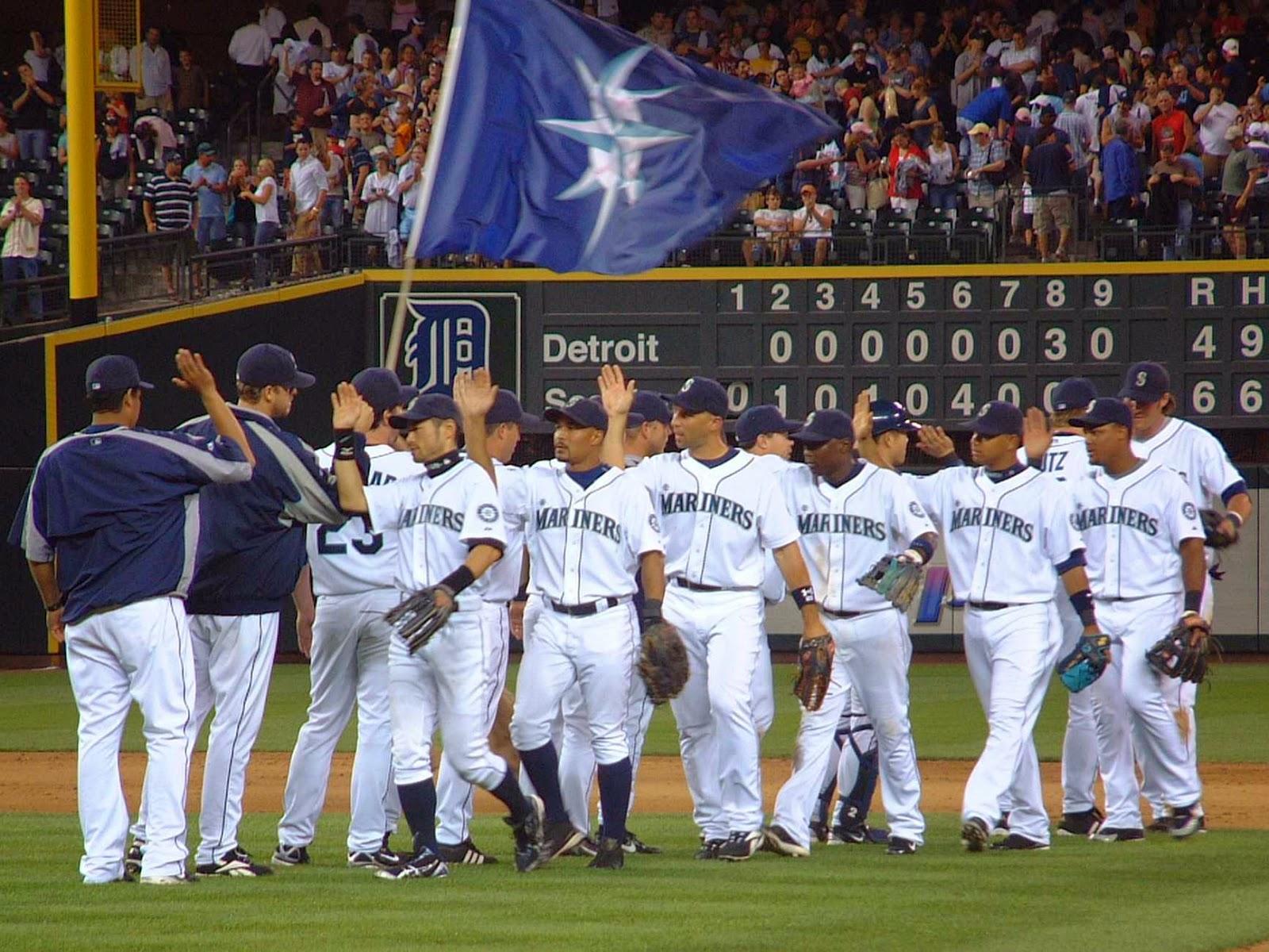 Seattle Mariners Baseball team