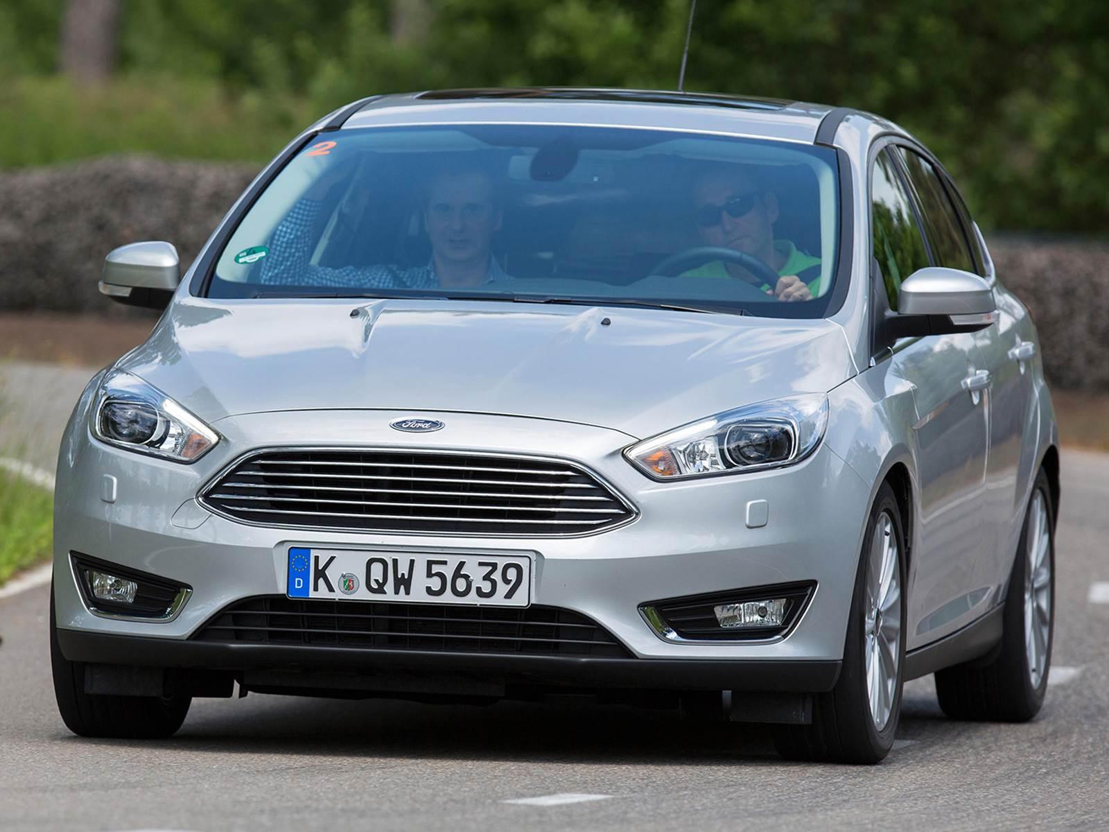 Ford Focus é o segundo compacto mais vendido