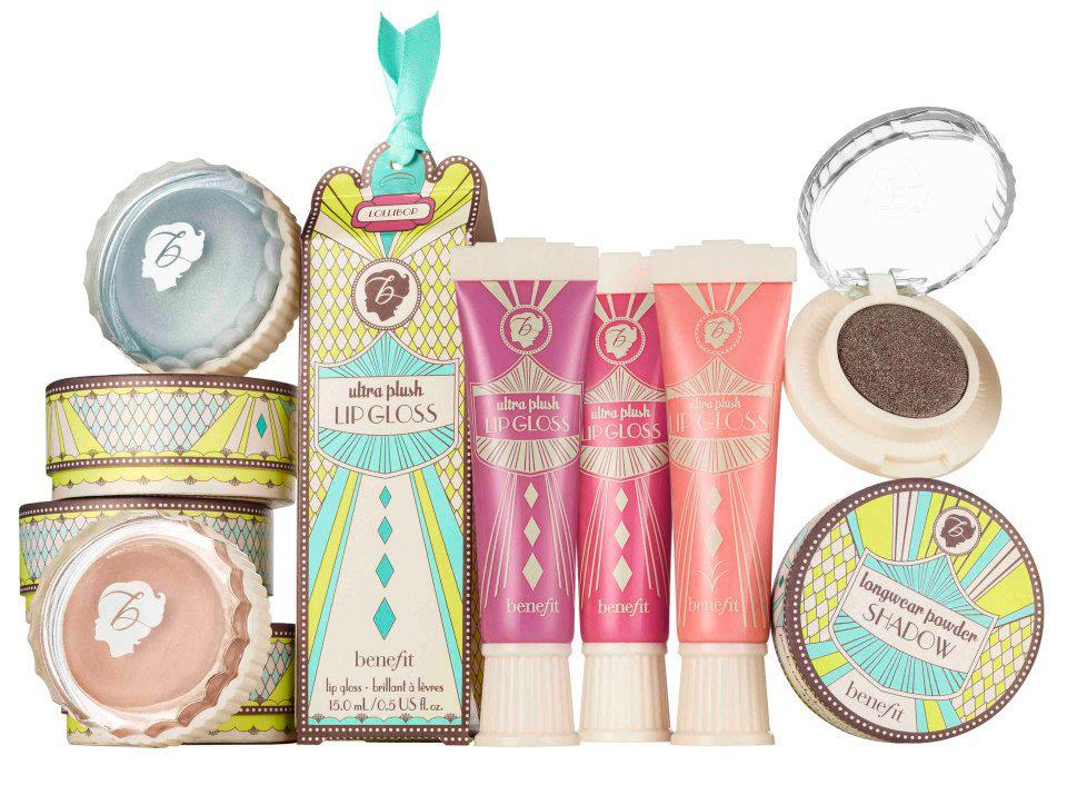 Benefit Core Color Collection - products, colors, prices