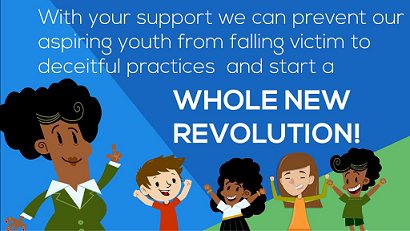 Donate to Promote Global Youth Online Program