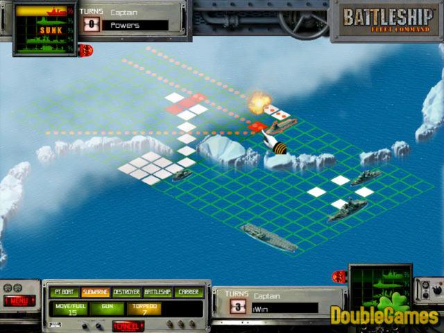 play battleship fleet command online free