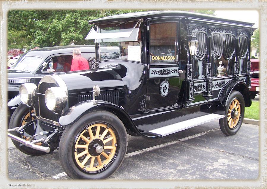 GarageBoyz Magazine\'s Kulture Blog: Vintage Funeral Cars at The ...