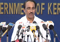 K.Babu Kerala Minister