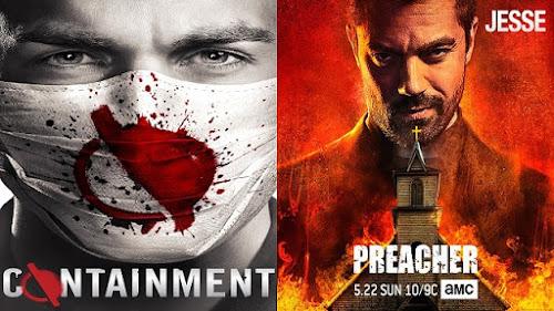 Vale a Pena Assistir Containment e Preacher