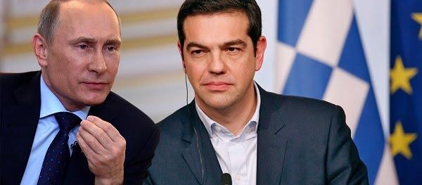 «Ανοιξη» στις σχεσεις με τη Ρωσια βλεπει ο Αλεξης Τσιπρας