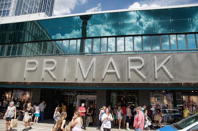 Baustelle Primark Neugestaltung von 8.000 qm Einzelhandel, Fertig, Alexanderplatz, 10178 Berlin, 01.08.2014