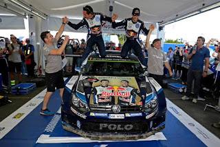 Rally de Australia - Ogier se lleva el rally y el titulo