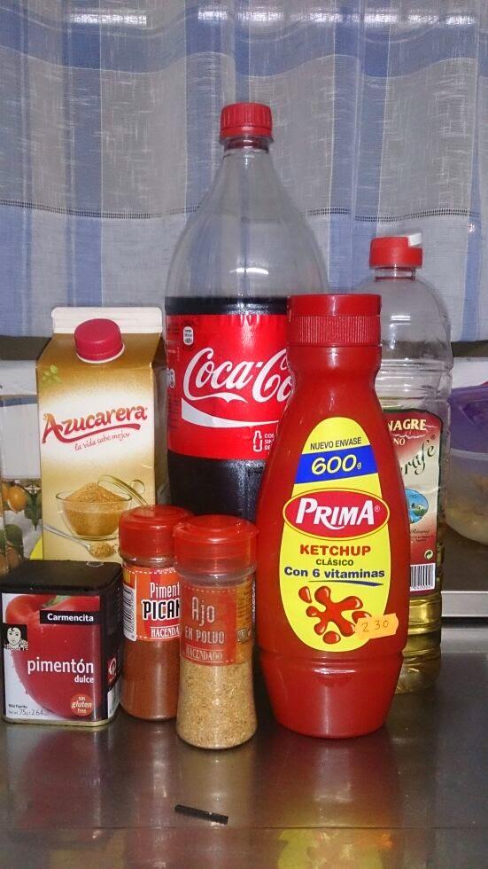 Recetas cuatro fogones salsa barbacoa casera for Salsa barbacoa ingredientes