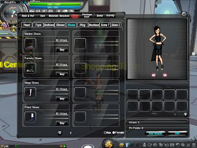 GhostX Ultimate - Tifa