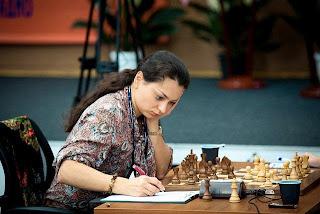 Echecs : Alexandra Kosteniuk (2527) sauve sa partie en finale - Photos © site officiel