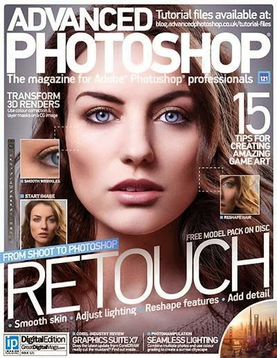 Advanced Photoshop Magazine Issue 121 2014
