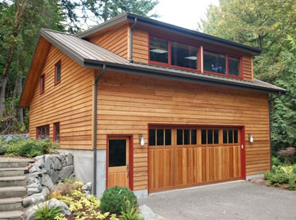 Beautiful mini blessings garage dreams for Small house over garage plans