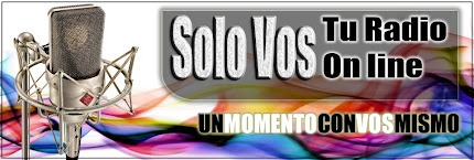 SOLO VOS TU RADIO ON-LINE