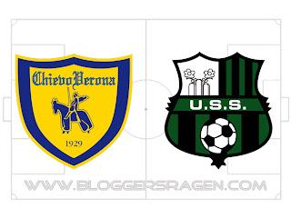 Prediksi Pertandingan Sassuolo vs Chievo