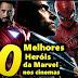 Os 10 Melhores Heróis da Marvel nos Cinemas
