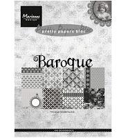 pretty paper bloc - marianne design