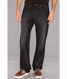 Relaxed or wide fit Jeans for Men