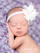 Newborn Baby Photography in Cherry Hills, CO // Elin {3 weeks old}