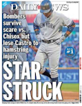 Starlin gets back page