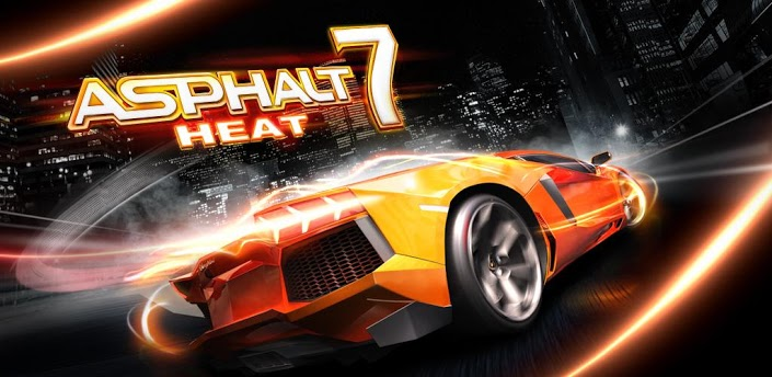 Asphalt 7: Heat v 1.0.6 android game Apk+Data