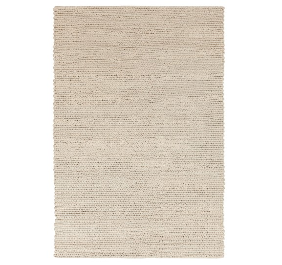 DWELL STUDIO BRAIDED WOOL ST&#079;NE RUG