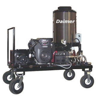 Durable Truck Mounted Pressure Washer