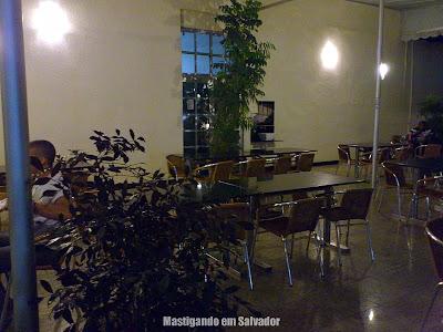 Yakisoba Restaurante Oriental: Ambiente externo
