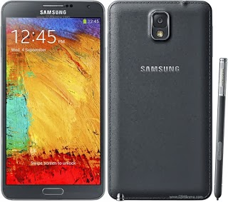 Samsung Galaxy Note 3 terbaru