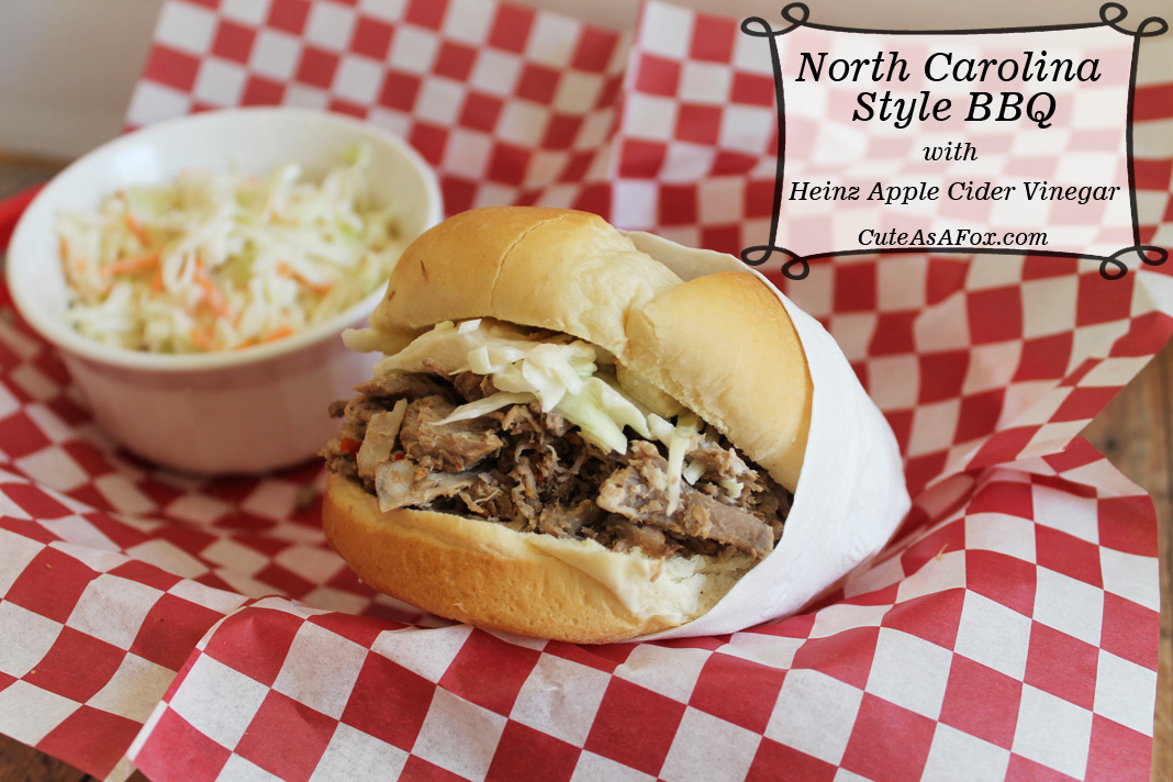 North Carolina Style Barbecue