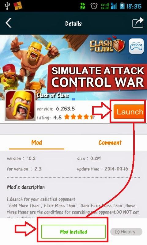 Cara Hack Clash of Clans (COC) Menang War dan Banyak Loot ~ Blog ...