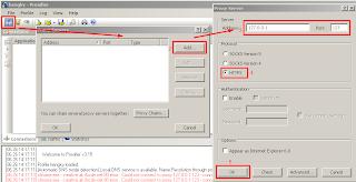 PF1 Cara Internet gratis menggunakan ssh