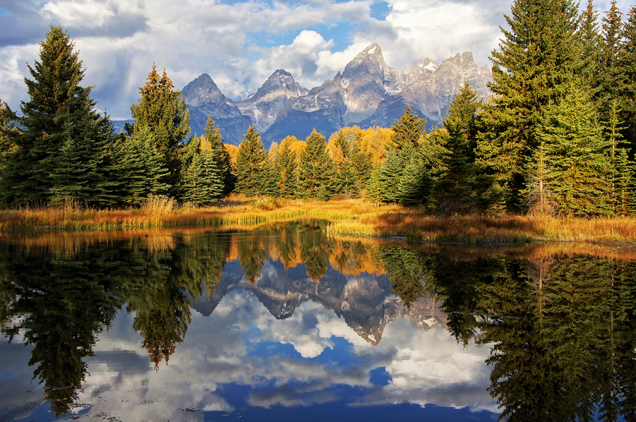 grand teton national park wyoming us