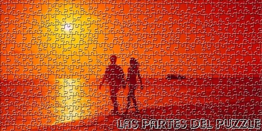 Las partes del puzzle