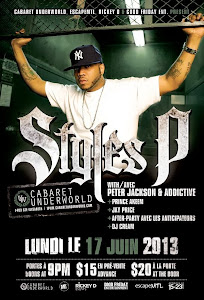 STYLES P | MONTREAL | JUNE 17TH
