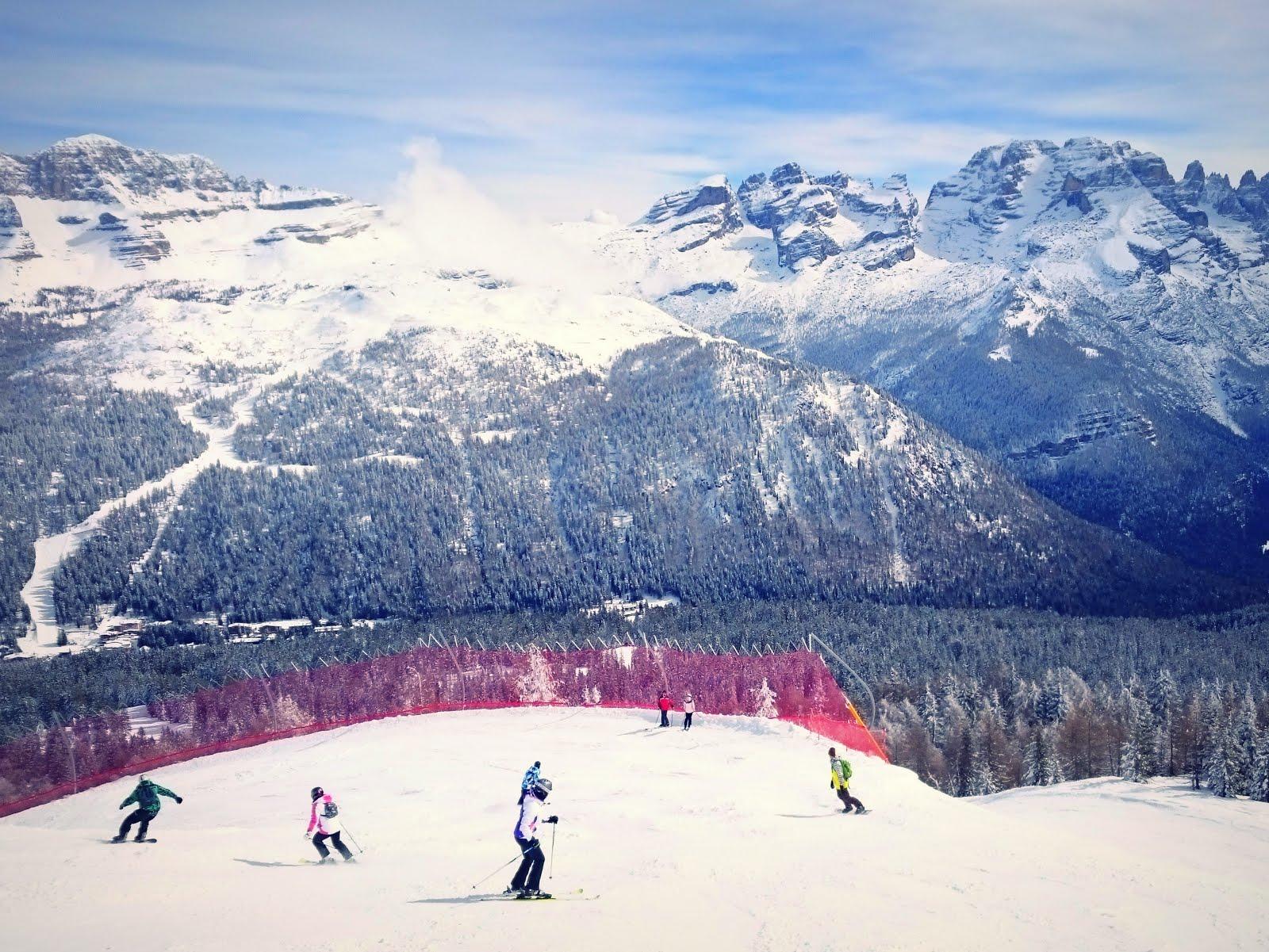 5 redenen waarom een skivakantie zo leuk is