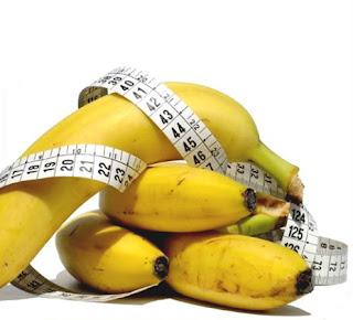 ลดน้ำหนักด้วยกล้วย