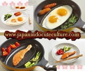 wajan penggoreng sayur dan ikan